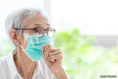 Face Masks Deemed Safe For Older People